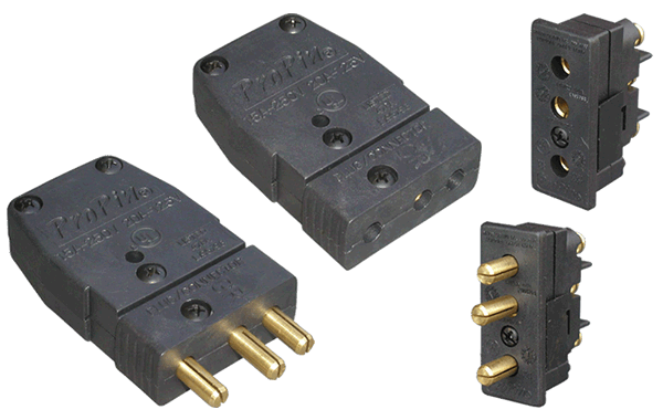propin professional stage pin connectors